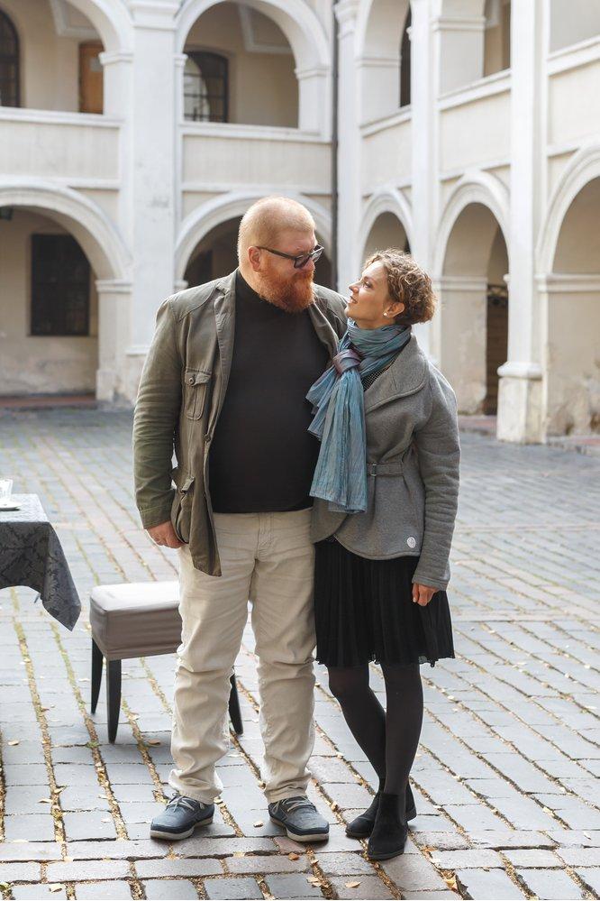 Milda ir Donatas Valančiauskai